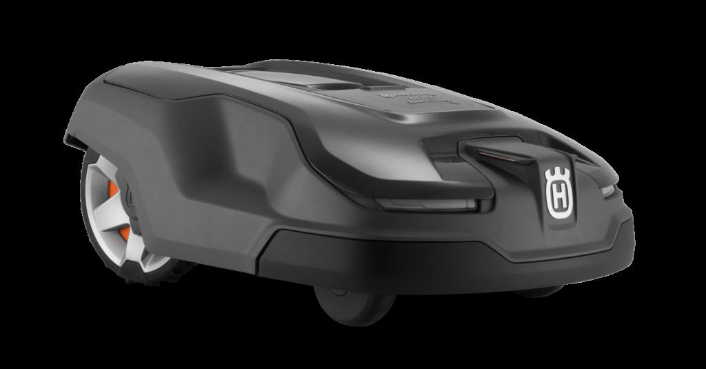 Automower 315X Ny m/Husqvarna m/Batteritrimmer 115iL Image